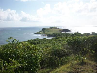 Beach Front Land For Sale at CAp Estate Gros Islet 200 Acres