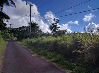 6.09 Acres of Land for Sale in Choiseul St Lucia