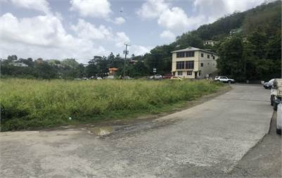 Commercial Lot for Sale in Rodney Bay
