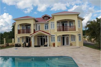 Luxury 4  Bed, 6 Bath House w Pool for Sale at Balembouche Saint Lucia