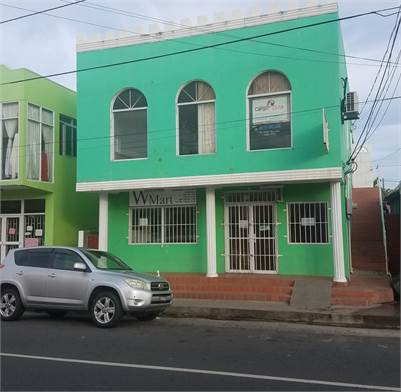 Commercial Building For Sale on Clarke St. Vieux-Fort St Luia