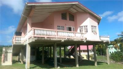 House and Land for sale in Beau-se-jour Gros Islet St Lucia