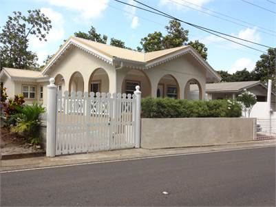 House for Sale in Soufriere St Lucia - 3 Bedrooms