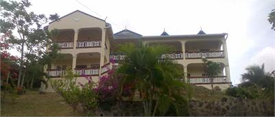 Apartment House for sale with land in Dennery St Lucia
