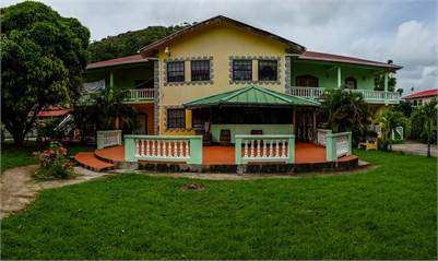 Mini hotel for sale in Vieux-Fort St Lucia - Hewanorra Gardens MLS# 215