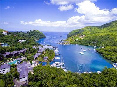 Marigot Bay St Lucia Land for Sale 1.5 Acres