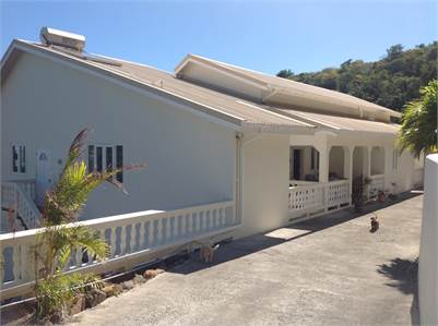 House For Sale at Cap Estate Overlooking Golf Course