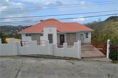 Modern Villa For Sale At Beausejour, Gros Islet – 3 Beds, 3.5 Baths